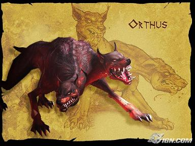 Orthos Greek Mythology Welcome to Gree...